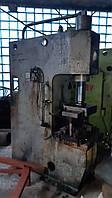 П6326 (П6126А) Пресс гидравлический запрессовочный одностоечный, фото 1