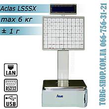 Ваги самообслуговування Aclas LS5 (LS5SX 6кг)