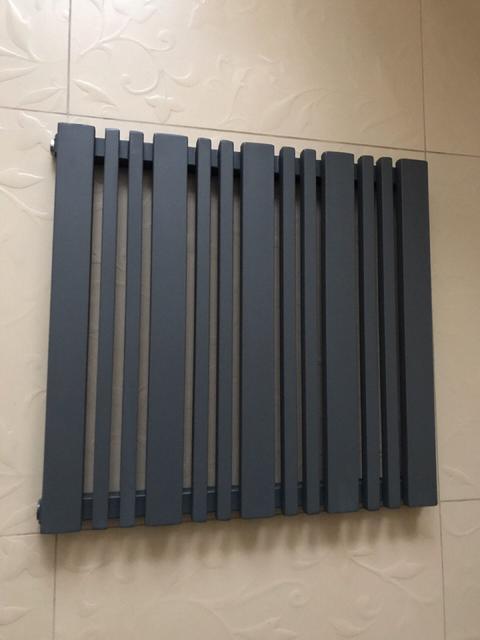 Дизайнерські радіатори чорні, білі