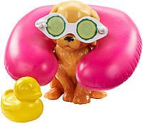Кукла Barbie Активный отдых Спа с аксессуарами Блондинка GJG55, фото 3