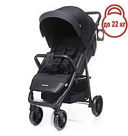 Детская прогулочная коляска 4Baby Moody 2020 Black