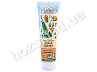 Скраб для ног Зеленая аптека Масло пихты, абрикосовое масло 100мл
