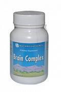 Брейн комплекс / Brain Complex ВитаЛайн / VitaLine Для улучшения работы мозга и нервной деятельности 45 капсул