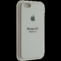 """Чехол Silicon iPhone 6s - """"Белый №9"""""""