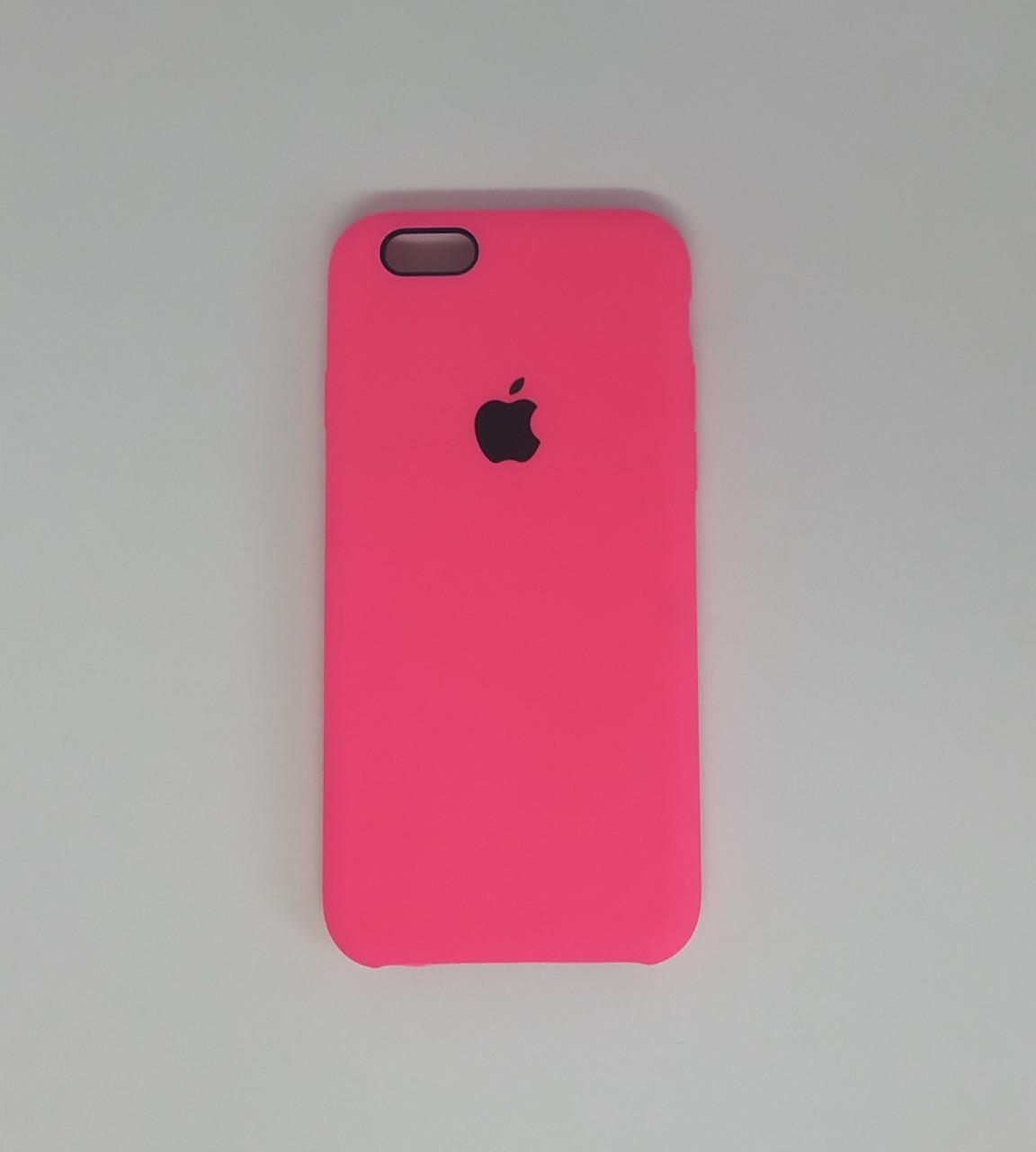 """Чехол Silicon iPhone 6s - """"Барби №47"""""""