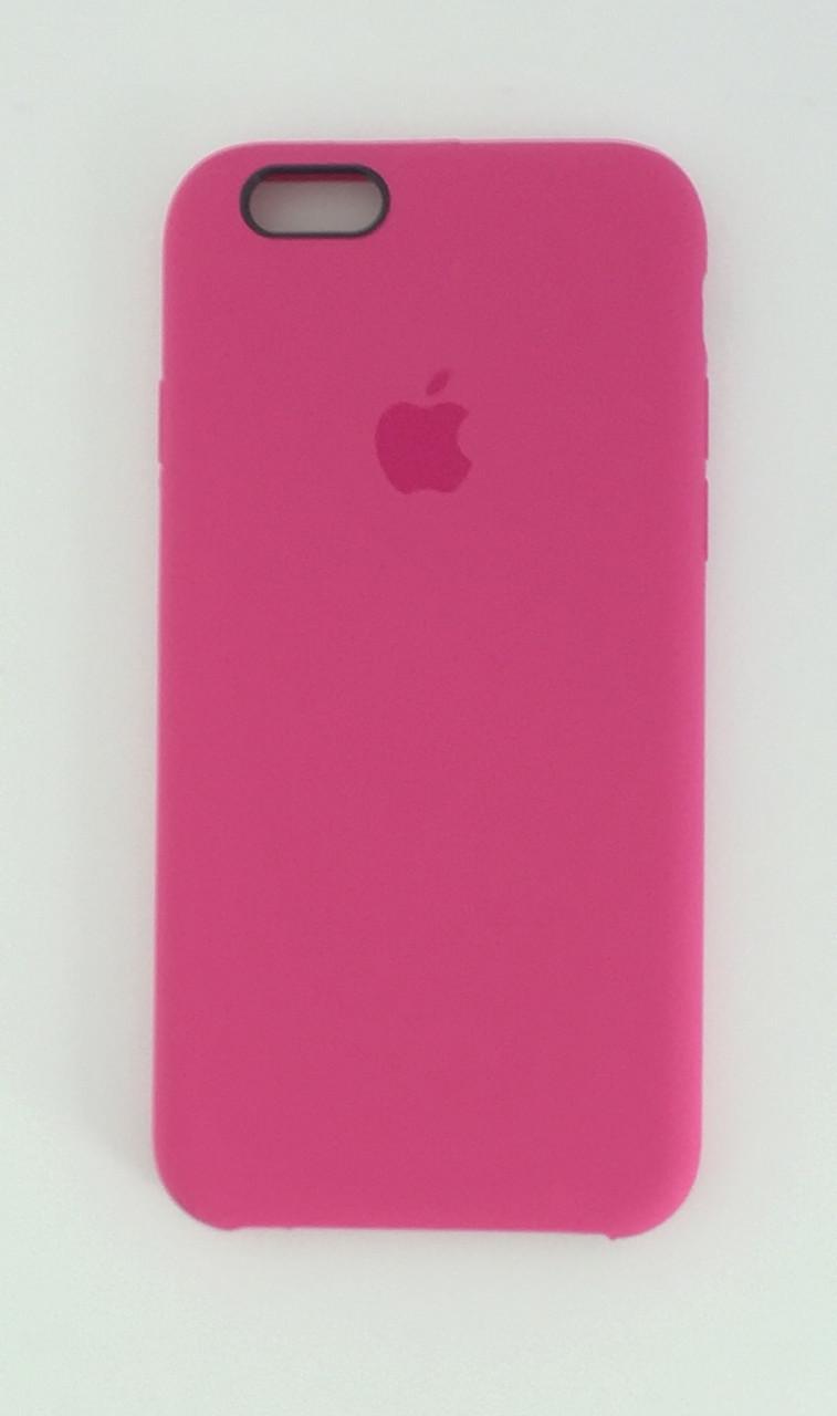 """Чехол Silicon iPhone 6s - """"Dragon fruit №54"""""""