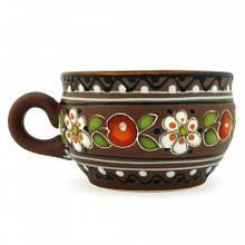 Чашка для чая из глины 500 мл