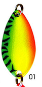 "Блесна ""Fishing ROI"" Karas-M 7.5g 4.3cm C024-1-01"