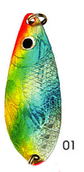 "Блесна ""Fishing ROI"" Karas-S 5g 4cm C023-1-01"