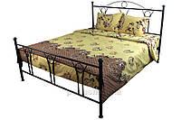 Постельное белье Руно бязь 40-0616 beige Двуспальный евро комплект