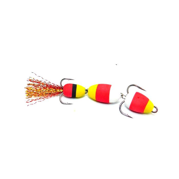 Мандула проф монтаж |Profmontazh|10cm 3g col.MC155