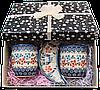 """Подарочный набор посуды """"Beautiful blue flowers Set"""""""