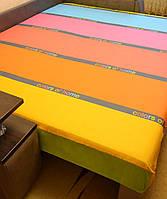 """Простынь на резинке 160х200 см """"Colors of home"""" in Luxury™ 32051"""
