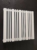 Радиатор дизайнерский  Lucca 13/550 Белый матовый 550*588