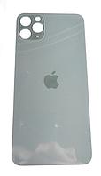 Задняя крышка для iPhone 11, зеленая, копия высокого качества