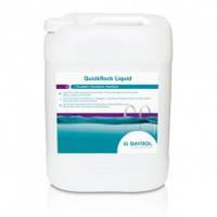 Флокулянт жидкий Bayrol Quickflock liquide 20 л Высокоактивный раствор коагулянт для осветления воды бассейна