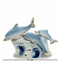Фигурка ''Семейство дельфинов'  VS-412