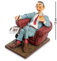 Коллекционная статуэтка Биг Босс Forchino, ручная работа FO 84016