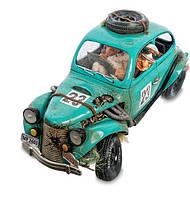 Колекційна статуетка The Rally Car Forchino, ручна робота FO-85088