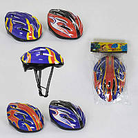 Шлем защитный 4 цвета SKL11-228411