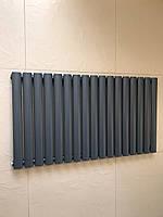 Радиатор дизайнерский Rimini 17/550 Антрацит матовый 550*1000
