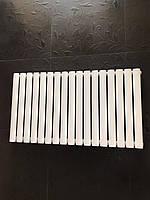 Радіатор дизайнерський Rimini 17/550 Білий матовий 550*1000, фото 1