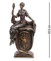 Каминные, настольные часы Veronese Девушка WS-972