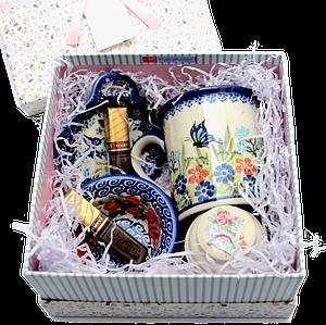 """Подарочный набор посуды """"Butterfly & Flowers Set"""""""