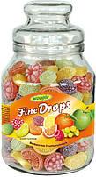 Леденцы (конфеты) Woogie Fine Drops (мелкие капли) микс фруктовый  Австрия 966г