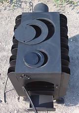 Печь длительного горения с радиаторами, фото 2