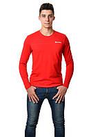 Реглан мужской 7004 - красный: S,M,L,XL,2XL,3XL