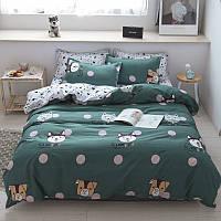 Комплект постельного белья Песики (полуторный) Berni