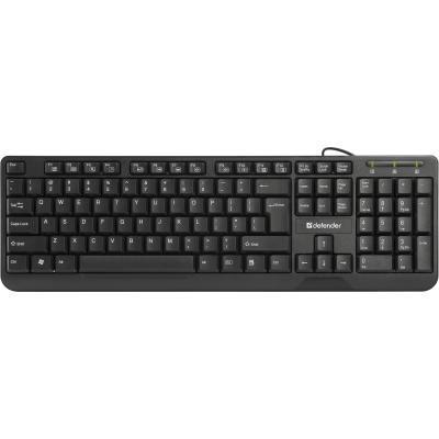 Клавиатура Defender OfficeMate HM-710 (45710)