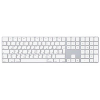 Клавиатура Apple A1843 Bluetooth Magic Keyboard with Numpad (MQ052RS/A)