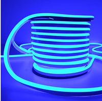 Лента Neon в бухте 5м 12V DC Синий (7184), фото 2