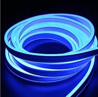 Лента Neon в бухте 5м 12V DC Синий (7184), фото 4