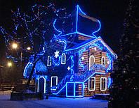 Лента Neon в бухте 5м 12V DC Синий (7184), фото 9