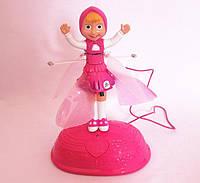 Летающая кукла Маша c базой, фото 3