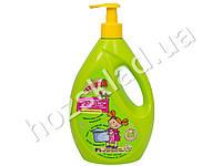 Средство для мытья детской посуды, игрушек, фруктов и овощей KLYAKSA Антибактериальное 700мл