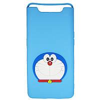 Чохол Cartoon 3D Case для Samsung A805 Galaxy A80 Кіт