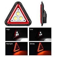 Светодиодный фонарь аварийного освещения Multifunctional Working Lam LL-303 LED 30W, фото 5