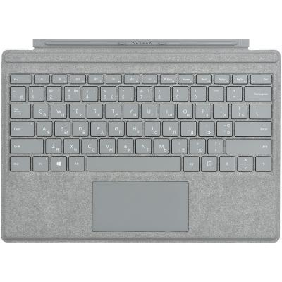 Клавиатура Microsoft Surface Pro Signature Type Cover Platinum (FFQ-00013)