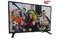 "Телевизор COMER 50"" Smart FHD-W ANDROID (7.1) (E50DM1200) (Смарт телевизор Комер Андроид), фото 4"