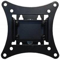 Настінне кріплення кронштейн для телевізора TV КБ-811 від 14 до 24 дюйма, 45 градусів, від стіни: 65 мм, фото 2