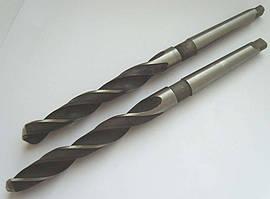Сверло к/х 7,5 Р6М5, производством СССР, не Китай, по металлу, конический хвостовик.