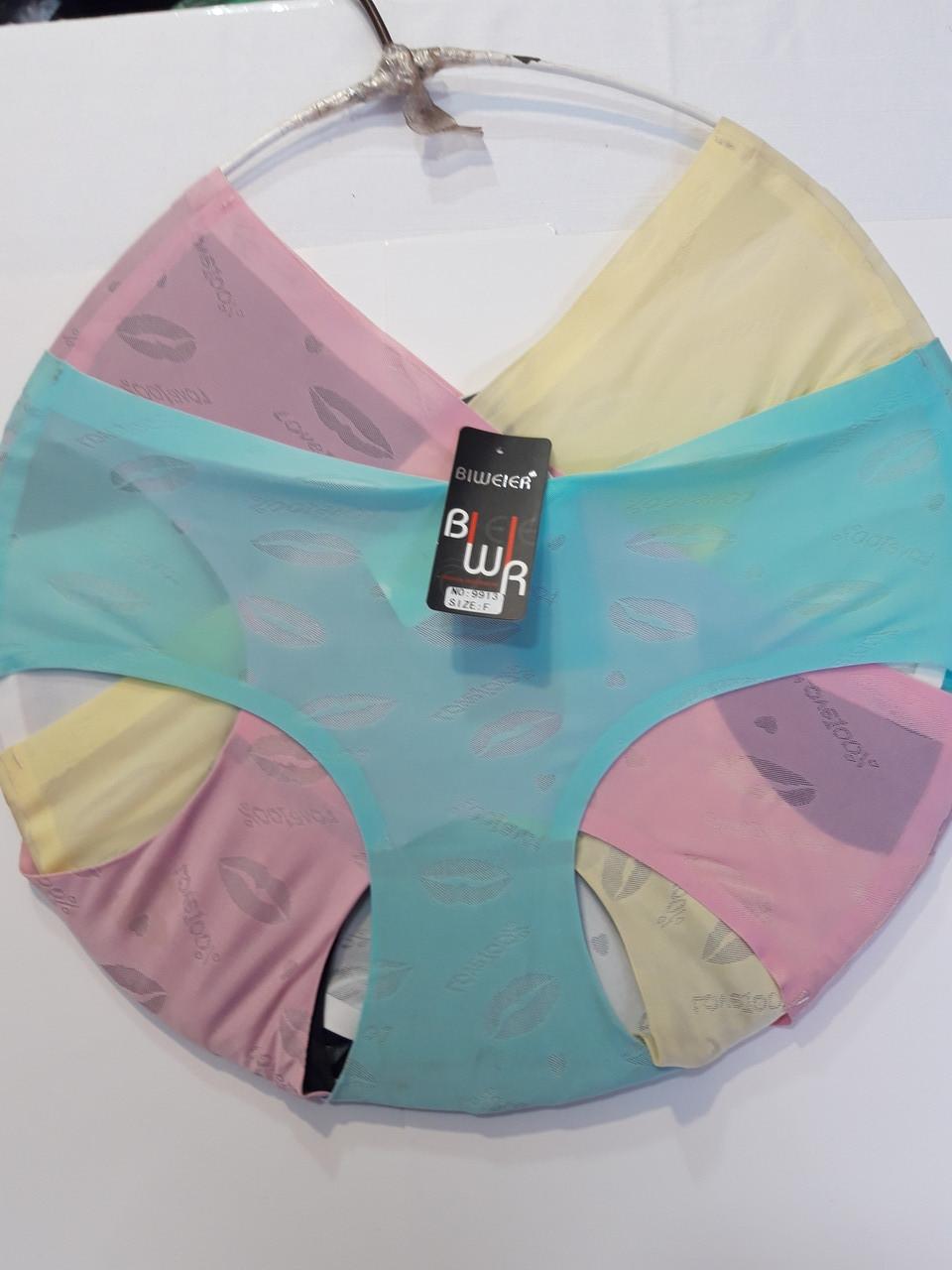 Трусики Biweier Микрофибра Губки (размер F) 9913