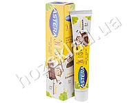Зубная паста детская Astera Kids Choco Brownie от 2 лет, с мягким вкусом шоколадного брауни 50мл