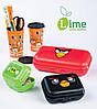 Набор контейнеров Angry Birds, Tupperware
