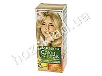 Крем-краска для волос Garnier Color Naturals стойкая питательная тон 10
