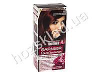 Крем-краска для волос Garnier Color Sensation стойкая тон 4.60